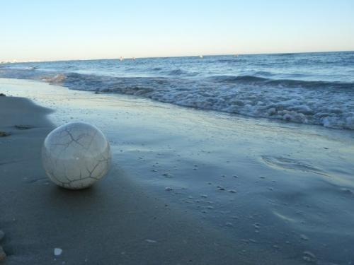 Sphère raku